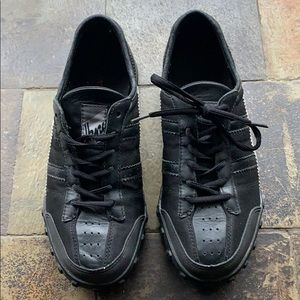 DKNY Fashion Lace Up Sneakers